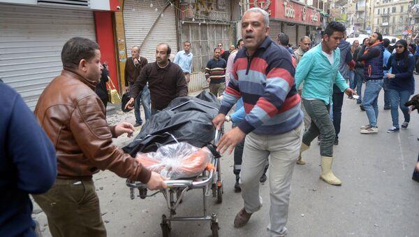 Взрыв произошел в египетском кафедральном соборе - Sputnik Абхазия