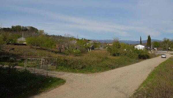 Село Приморское в гудаутском районе - Sputnik Аҧсны