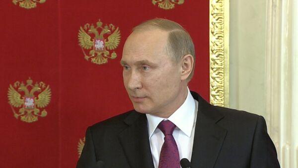 Путин прокомментировал обвинения в адрес властей Сирии - Sputnik Абхазия