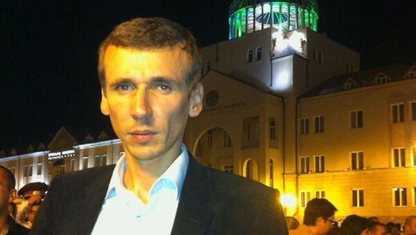 Корреспондент Sputnik Роберт Джопуа - Sputnik Абхазия