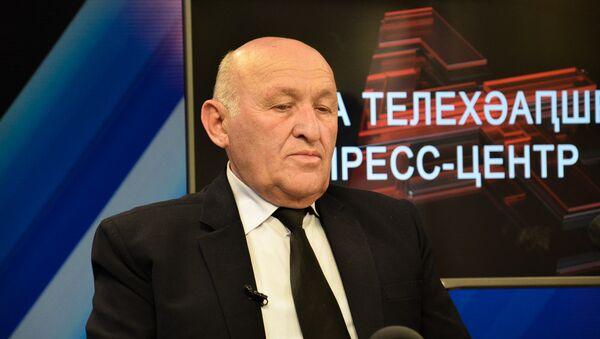 Валерий Кварчия - Sputnik Абхазия