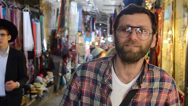 Иконы, специи и крестики: паломники из Абхазии на Иерусалимском рынке - Sputnik Абхазия