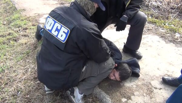 Задержание организатора теракта в метро Санкт-Петербурга - Sputnik Абхазия