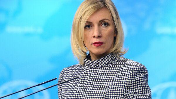 Мариа Захарова - Sputnik Аҧсны