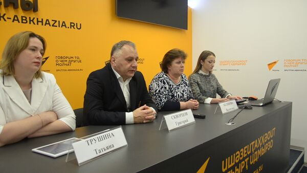 Природа и гостеприимство: участница лагеря Юный патриот поделилась впечатлениями - Sputnik Абхазия