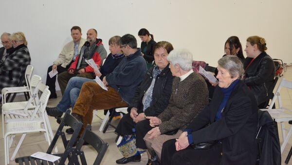 Девять минут о немцах в Абхазии показали  на СКЛАДе - Sputnik Абхазия
