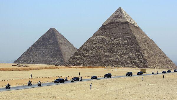 Пирамиды Гиза в Египте - Sputnik Абхазия