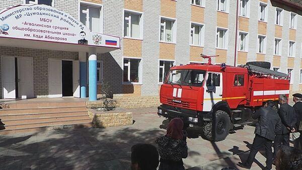 В Дагестане в школе прогремел взрыв - Sputnik Абхазия