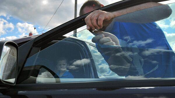 Архивное фото тонировки авто - Sputnik Абхазия