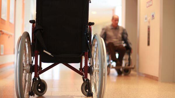 Инвалидная коляска - Sputnik Аҧсны