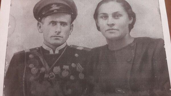 Ҷыка Кәарҷиа - Sputnik Аҧсны