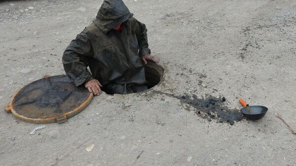 Очистка канализации - Sputnik Абхазия