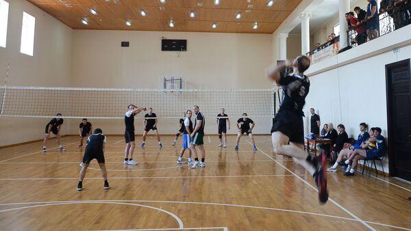 Турнир по волейболу  - Sputnik Абхазия