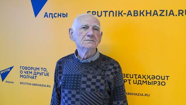 Владимир Хашба - Sputnik Аҧсны