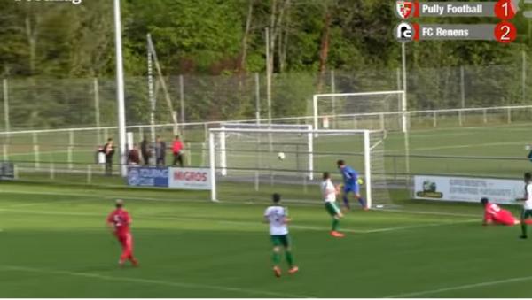 Через себя и в собственные ворота: швейцарец забил необычный гол - Sputnik Абхазия