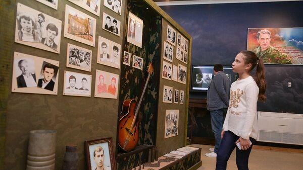 Акция Ночь в музее в Государственном музее в Сухуме - Sputnik Абхазия