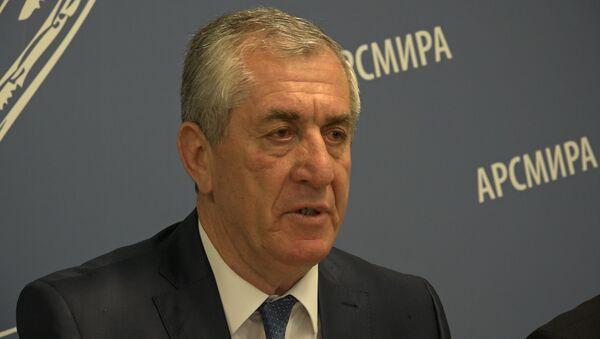 Подписание соглашения об ИКЦ: министр Кобахия поделился деталями - Sputnik Абхазия