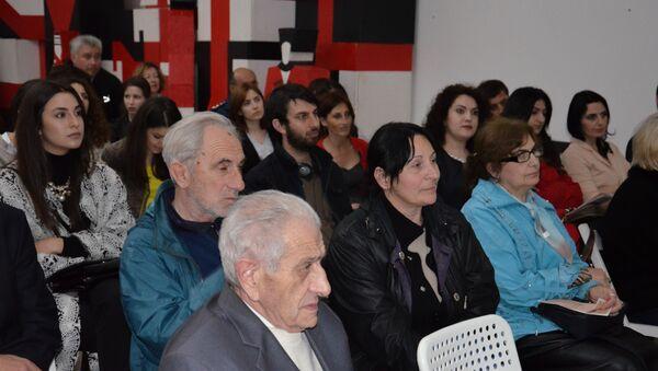 Просмотр фильма об армянах Абхазии - Sputnik Абхазия