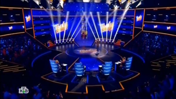 LIVE: Второй полуфинал вокального конкурсаТы супер! на НТВ - Sputnik Абхазия