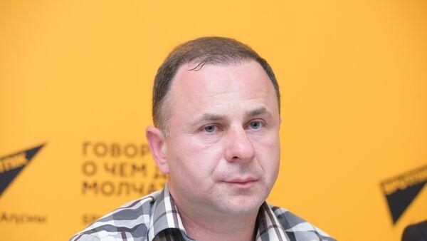 Дмитрий Пагава - Sputnik Абхазия