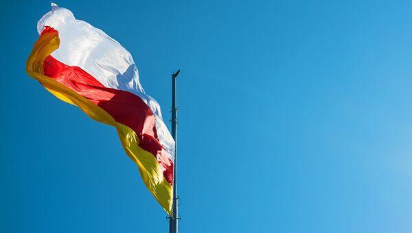 День государственного флага Южной Осетии - Sputnik Абхазия