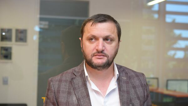 Алхас Ҷолокәуа  - Sputnik Аҧсны