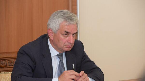 Президента Рауля Хаджимба - Sputnik Абхазия