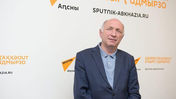 Владимир Занҭариа  - Sputnik Аҧсны