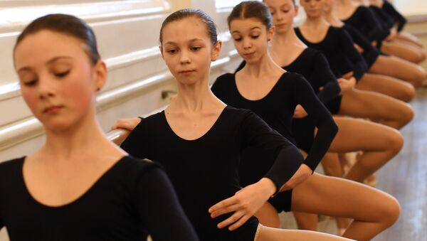 Репетиция танца - Sputnik Абхазия