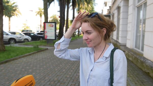 Романтичные, умные, успешные: что думают о блондинках в Абхазии - Sputnik Абхазия