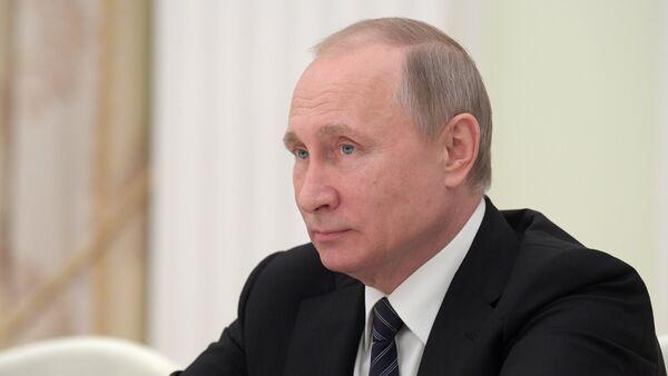 Владимир Путин - Sputnik Абхазия