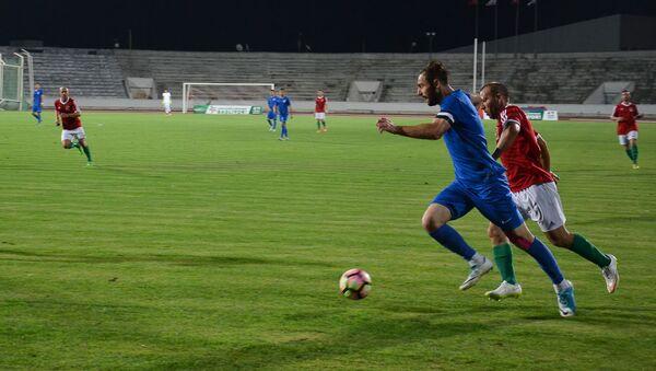 Чемпионат по футболу Conifa на Северном Кипре. Матч между сборной Абхазии и Карпаталией - Sputnik Аҧсны