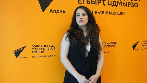 Аекскурсиатә фирма Аԥсуа тур аиҳабы Елизавета Маланиаԥҳа - Sputnik Аҧсны