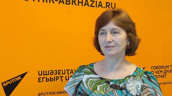 Сима Дбар - Sputnik Аҧсны
