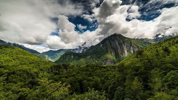 Горы Абхазии - Sputnik Абхазия
