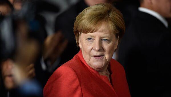 Канцлер Германии Ангела Меркель - Sputnik Абхазия
