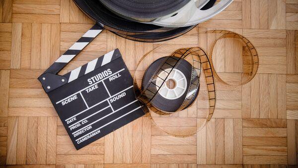 Кинопленка и кинохлопушка - Sputnik Абхазия
