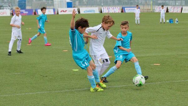 Детская команда Динамо - Sputnik Абхазия