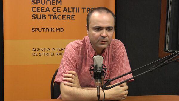 Доктор медицинских наук Октавиан Ченушэ - Sputnik Абхазия