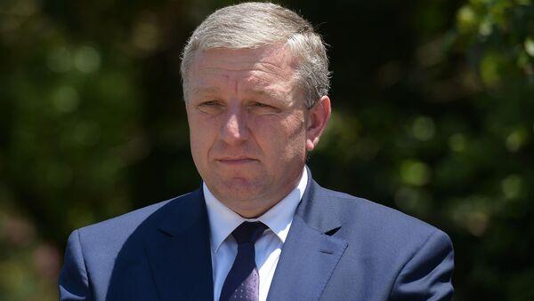 Премьер-министр Беслан Барциц - Sputnik Абхазия
