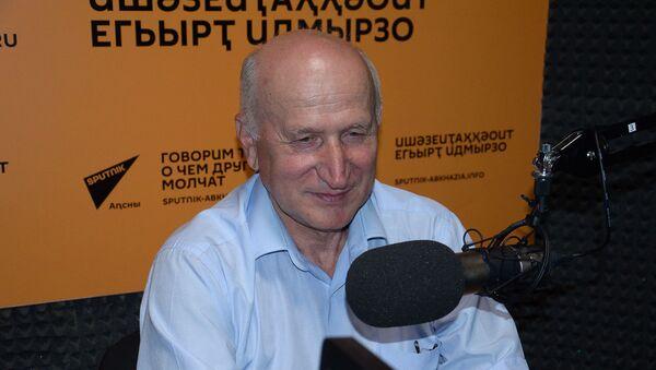 Алик Габелия - Sputnik Аҧсны