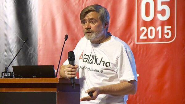 Эксперт в области информационной безопасности Андрей Масалович - Sputnik Абхазия