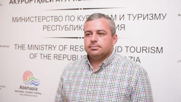 Астамур Барциц - Sputnik Абхазия