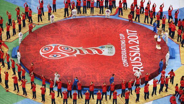 Футбол. Кубок конфедераций-2017. Церемония закрытия - Sputnik Абхазия