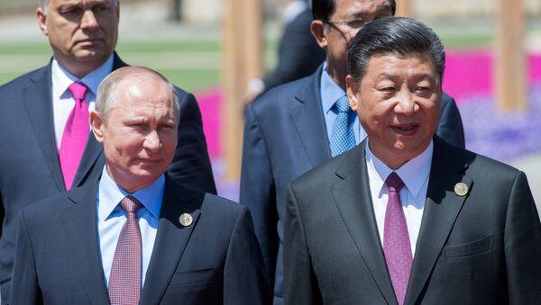 Путини Си Цзиньпини Кореиатәи адгьылбжьахеи Сириеи ирылацәажәеит - Sputnik Аҧсны