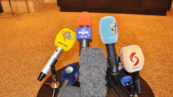 Микрофоны - Sputnik Абхазия