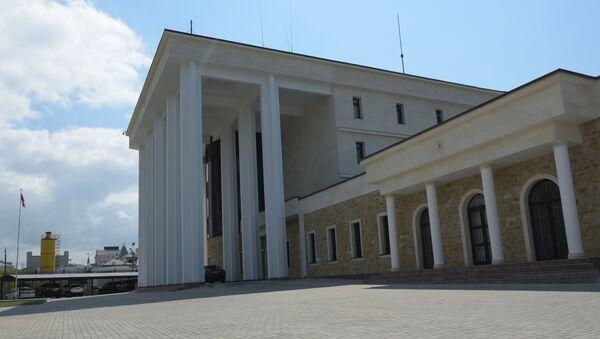 Посольство РФ в Абхазии - Sputnik Аҧсны