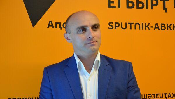 Роланд Бганба  - Sputnik Абхазия
