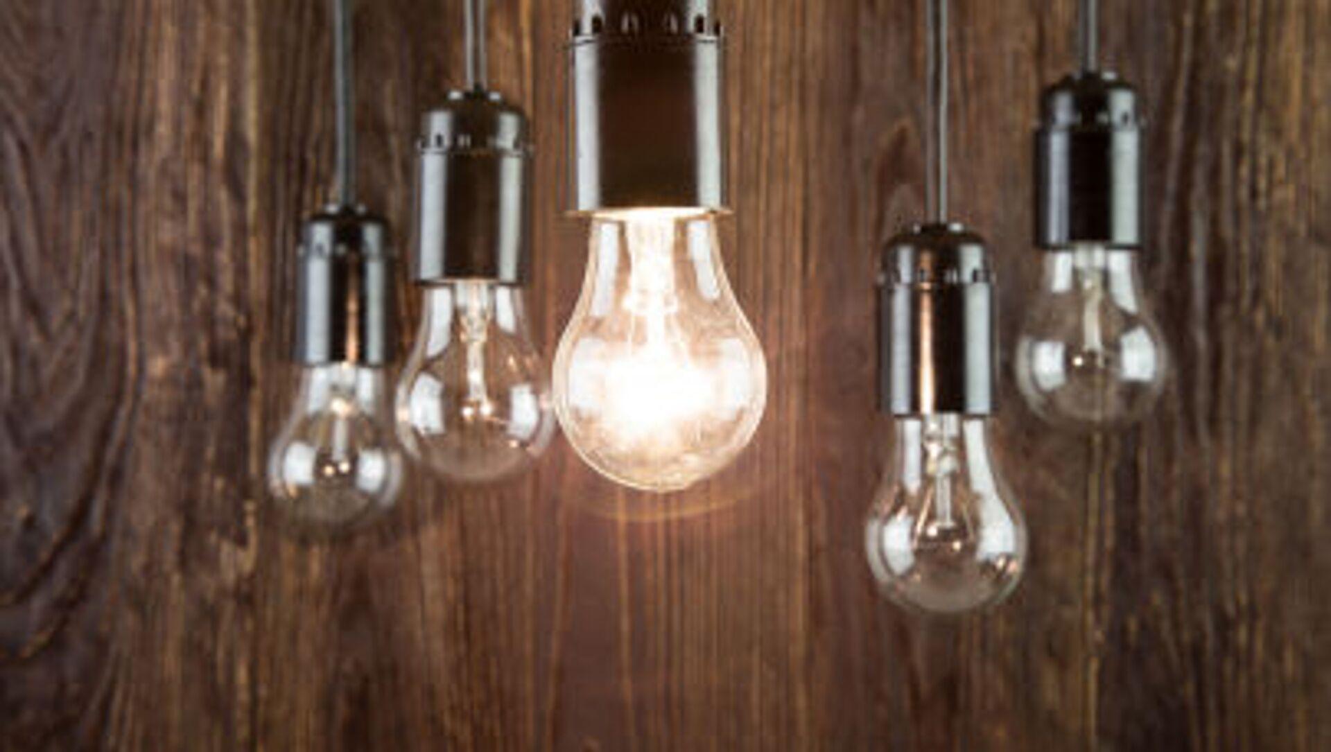 Электрические лампочки - Sputnik Аҧсны, 1920, 27.09.2021