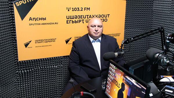 Тимур Надарая - Sputnik Аҧсны